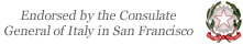San Francisco Italian Consulate endorsement